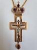 Комплект крест и панагия